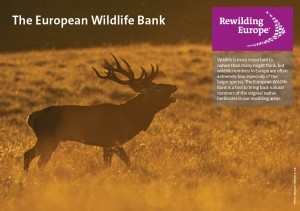 European Wildlife Bank fact sheet