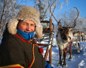 Nils Torbjörn, Nutti Sámi Siida.