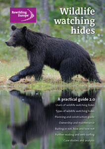 Rewilding-Europe-Wildlife-watching-hides-A-practical-guide-cover