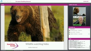 The 4th webinar event of the European Rewilding Network.