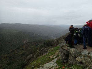 Training for local entrepreneurs in the Western Iberia rewilding area.