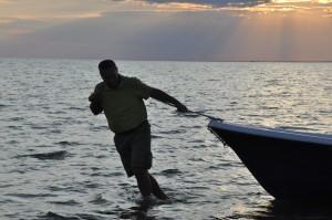 Jeni & Dumitru Dimache offer boat trips in the Danube Delta.