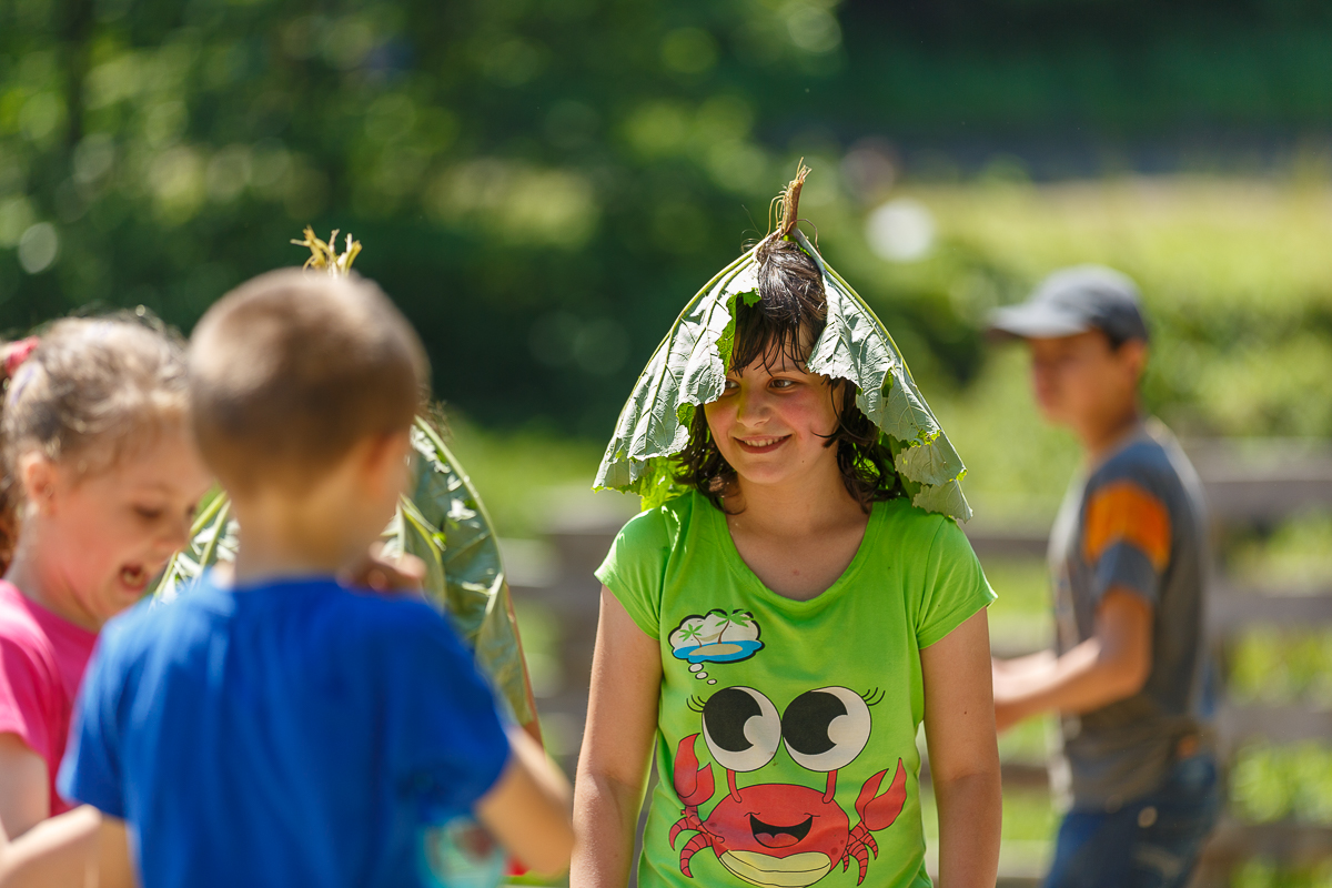 Reaching out to younger generations is a critical part of rewilding.