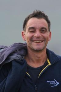 Hristo Hristov, Rewilding officer, Rhodope Mountains rewilding team