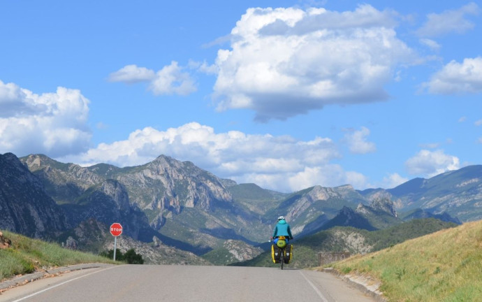 The ride for rewilding goes on at Muntanya d'Alinyà, Spain.