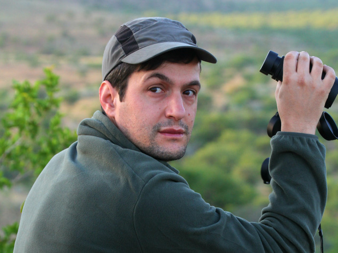 Pedro Prata, Team Leader of Western Iberia rewilding area.