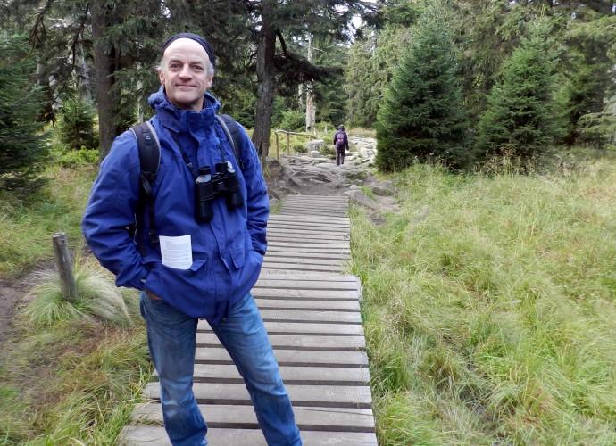 Ulrich Stöcker, Team Leader of the Oder Delta German team.