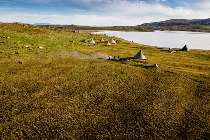 Rewilding Lapland aims to create a new economy anchored in a unique culture, better protection of nature, combined with wildlife comeback and rewilding.