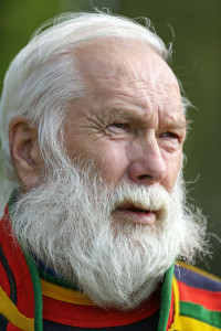 Lars Eriksson, the Sami elder still measures time by the season, not the second.