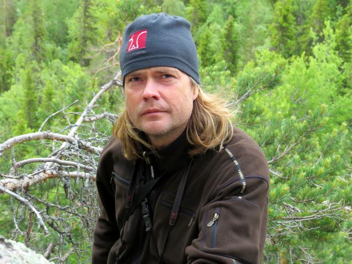 Håkan Landström, Managing Director and Team Leader of Rewilding Lapland, Sweden.