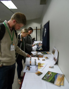 Rewilding Europe story generated a lot of interest amongst panellist and participants.