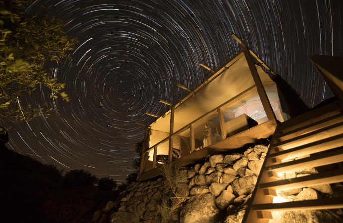 Spend nights surrounded by nature, covered by a blanket of stars! Stay at Faia Brava Star Camp in Western Iberia, Portugal.