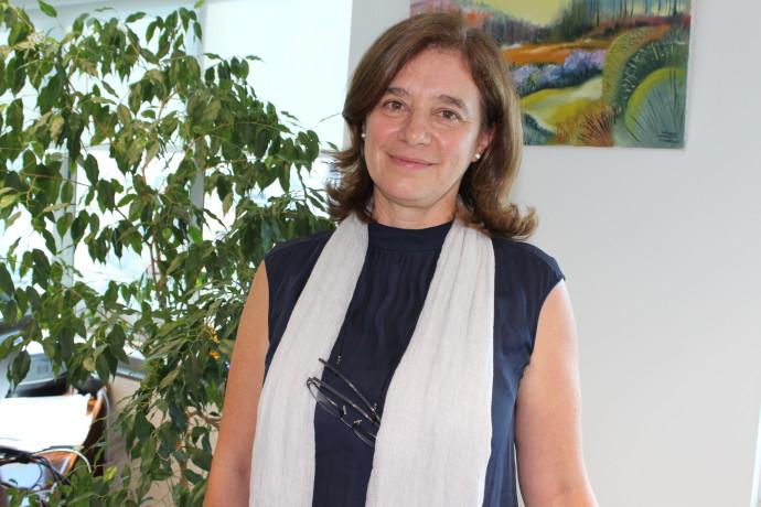 Paula Sarmento, Rewilding Europe Circle member from Portugal.