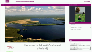 During the webinar McLuckie presented the first REC loan that was provided to a member of the European Rewilding Network.