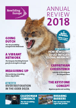 Rewilding Europe Annual Review 2018