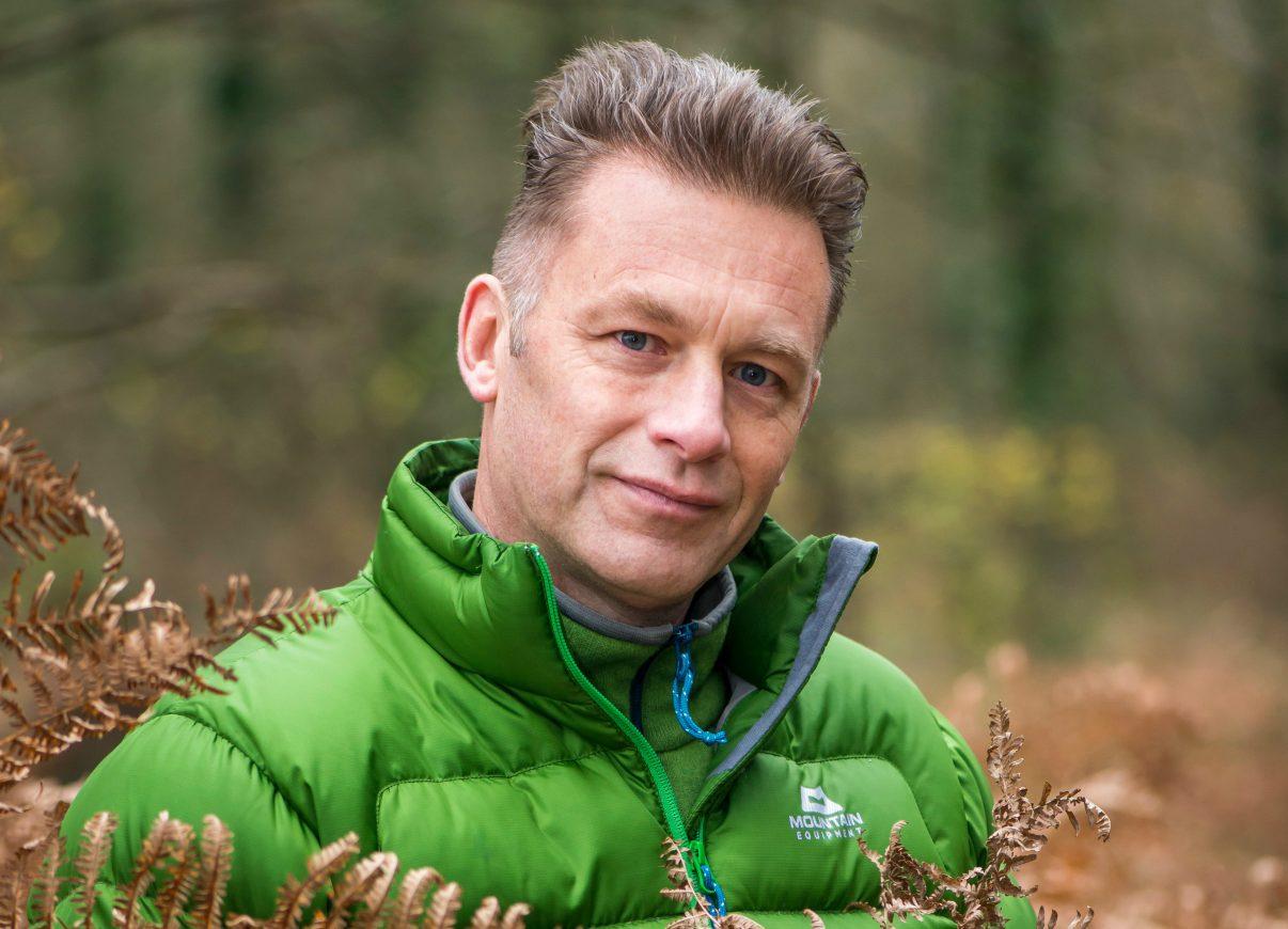 Chris Packham: a passionate rewilding advocate.