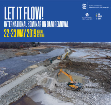 International seminar on dam removal