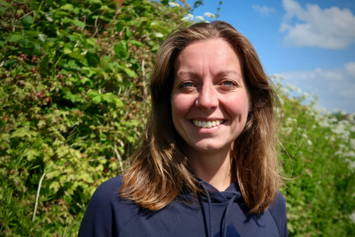 Laurien Holtjer - Head of Communications - Rewilding Europe