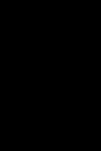 Black logo National Trust