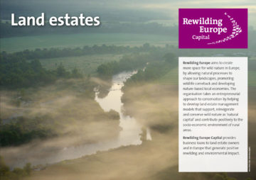 Land estates REC factsheet