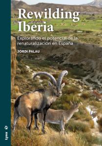 Rewilding Iberia cover book