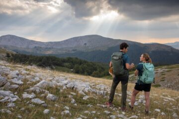 Rewilding training Tourism programme in the Central Apennines