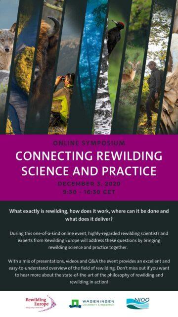Rewilding Symposium Invite