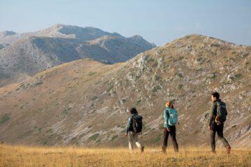 European Safari Company in the Central Apennines