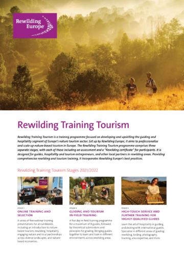 Rewilding Training Tourism Stage 1 webinar nov dec 2021-1