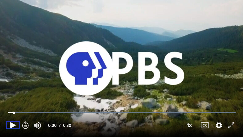 Europe's New Wild broadcast on PBS