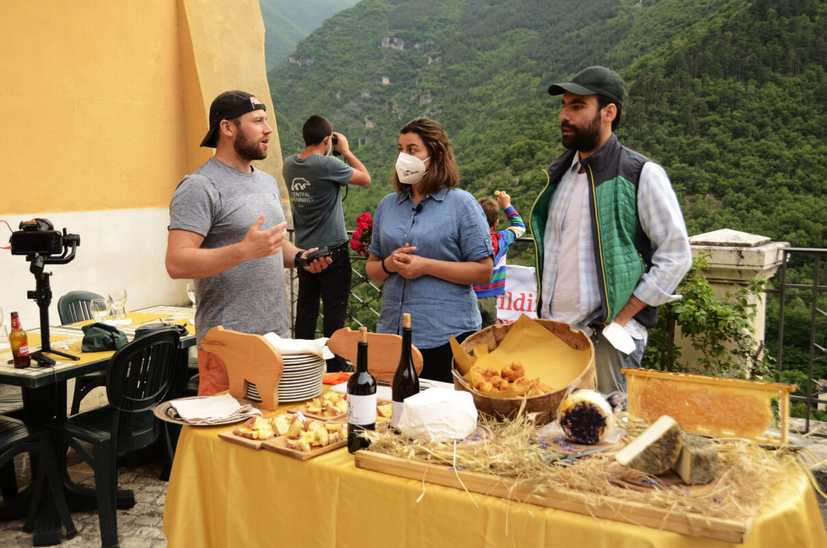 Rewilding Social Club Central Apennines