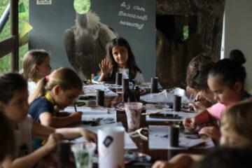 LIFE vultures festival with workshops for children